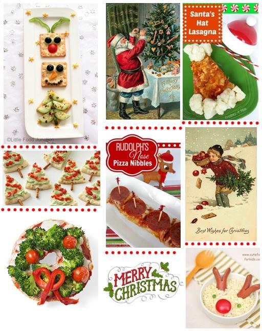 gezonde kerstdiners kinderen