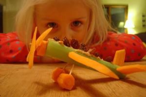 top 3 gezonde snacks voor kinderen