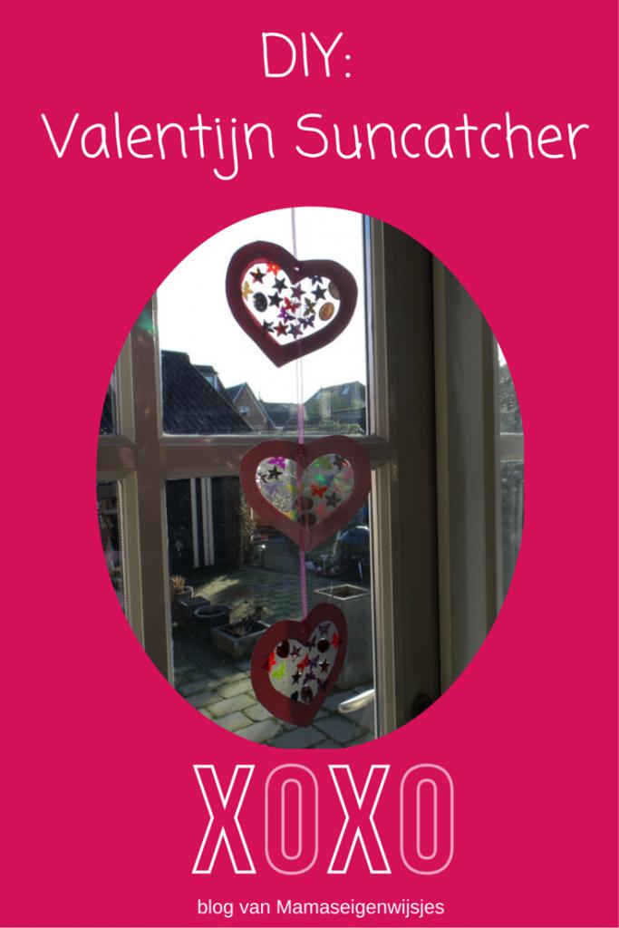 DIY Valentijn Suncatcher