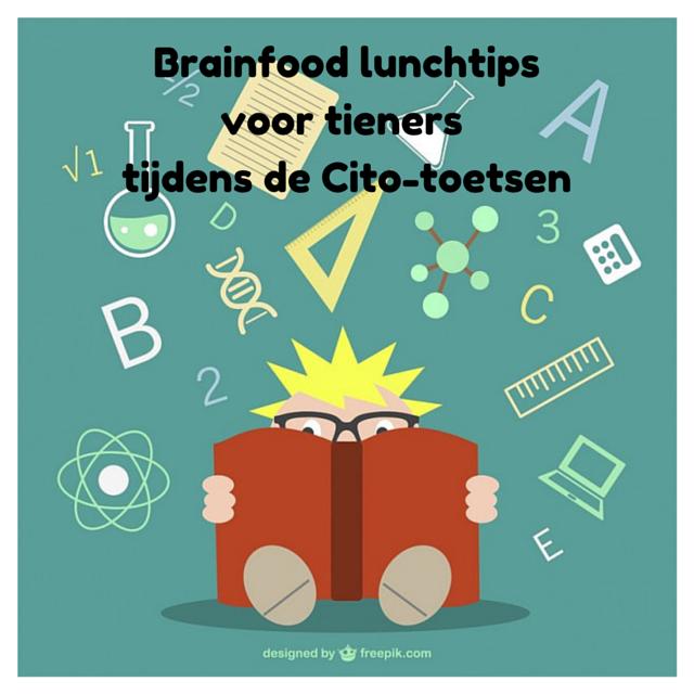 Brainfood lunchtips voor tieners tijdens
