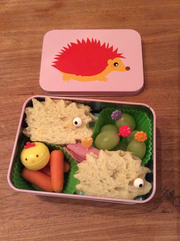 handige lunchtrommel van de leukste lunch