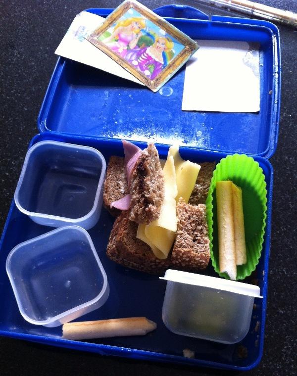 Handige lunchtrommel