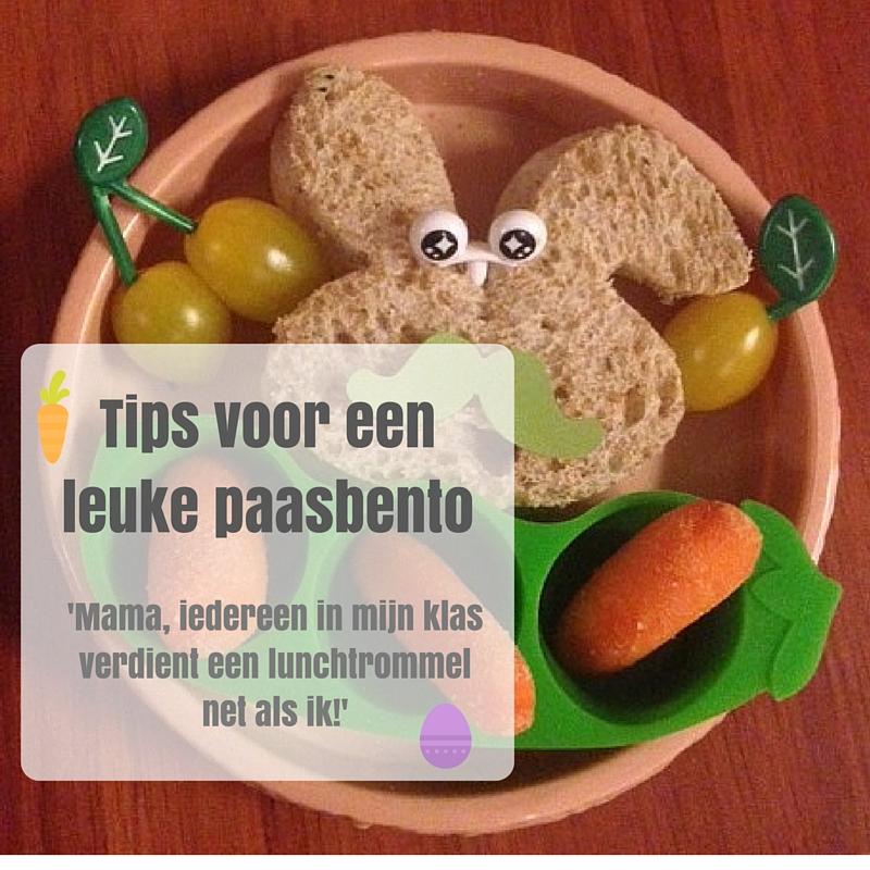 Tips voor een paas lunchtrommel