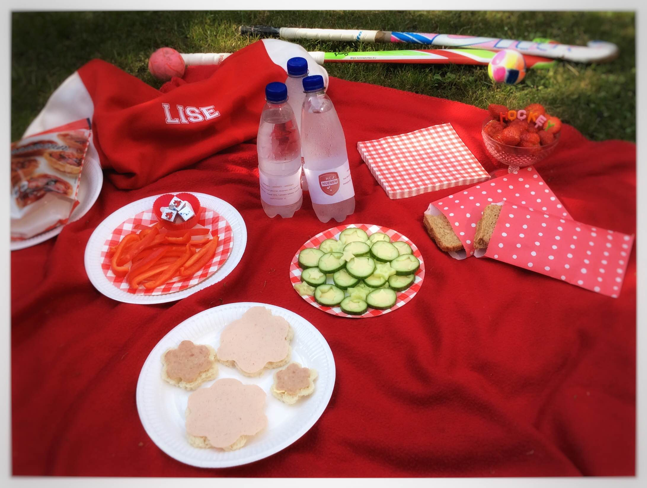 hockey picknick