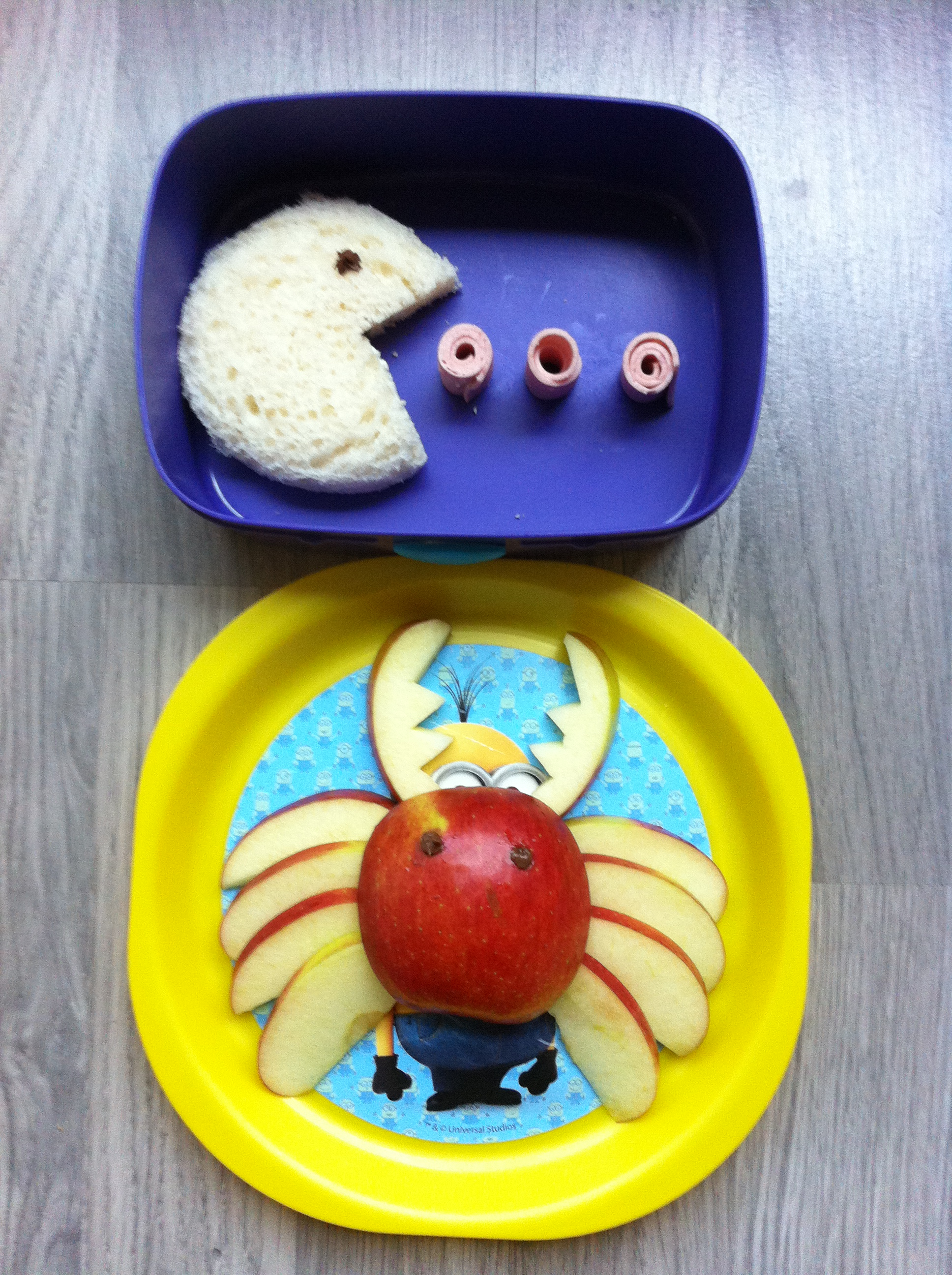 pacman lunch