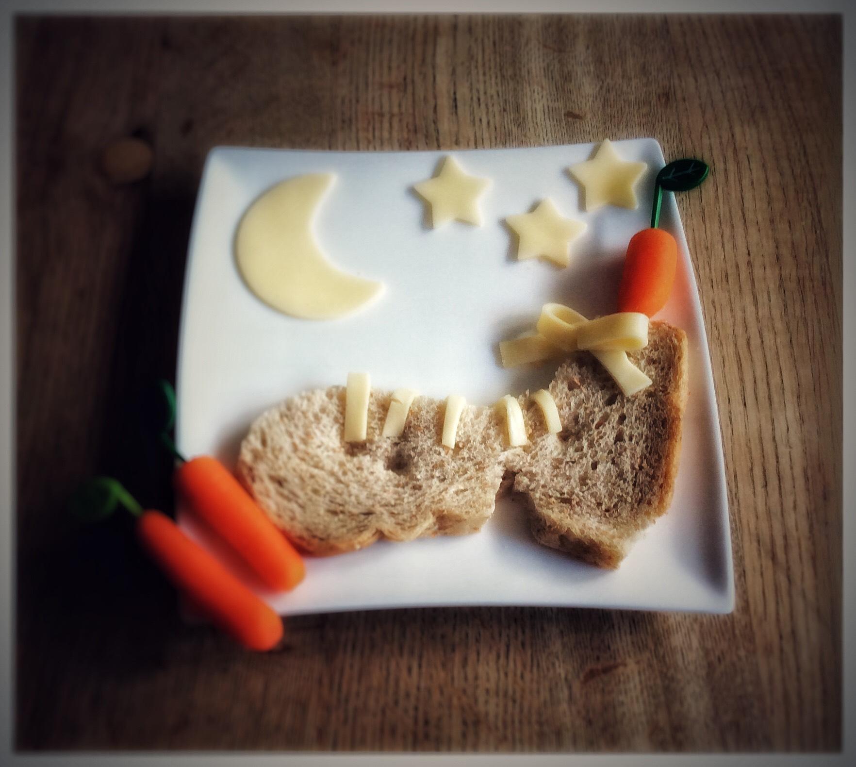 sinterklaas bento lunch