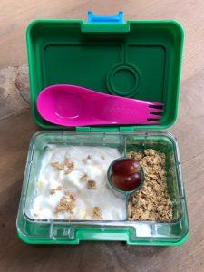 De Leukste Lunch Yumbox mini lunch meenemen panino classic vakken