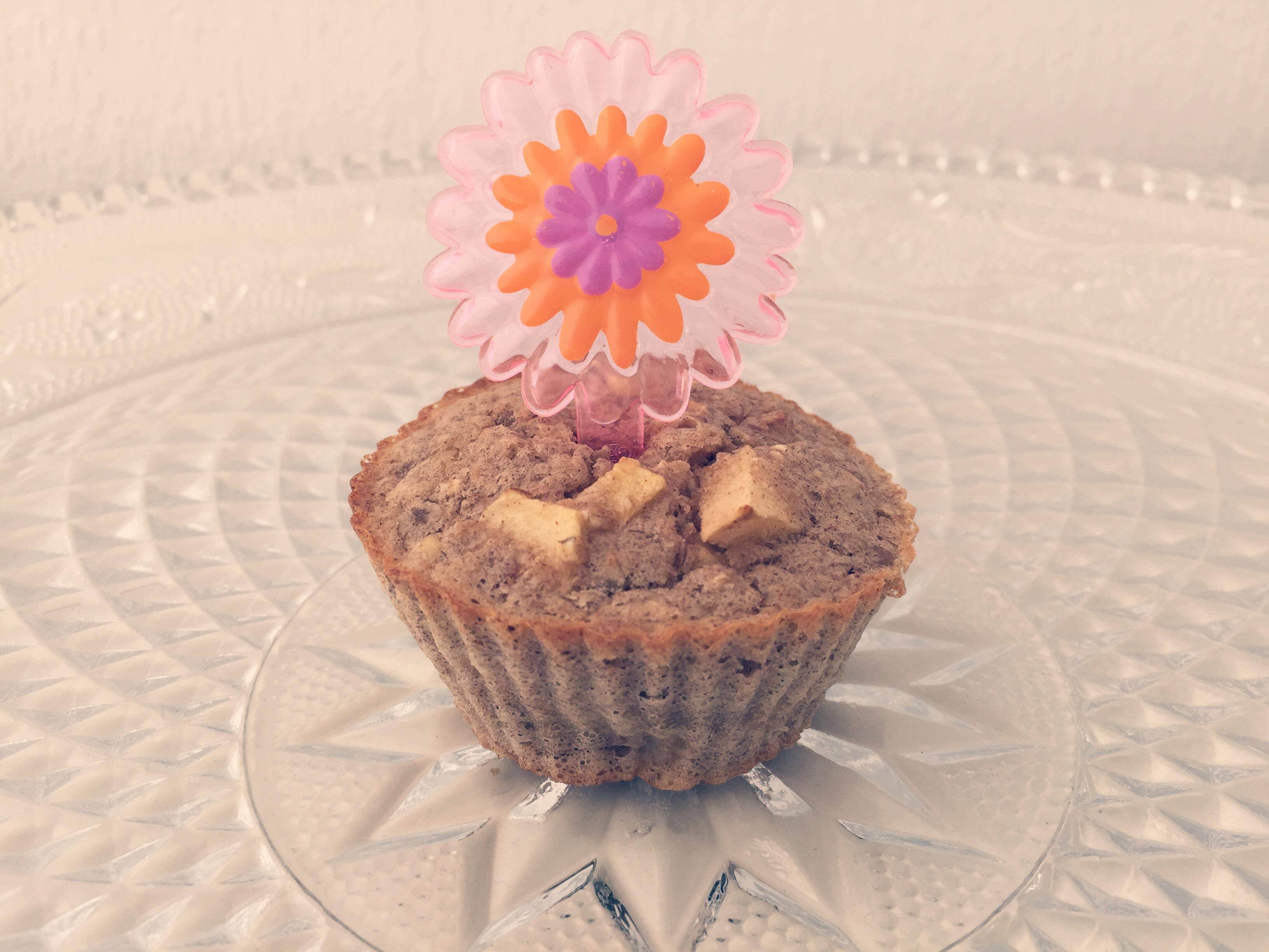 gezonde muffin mee naar school