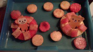 Sandra de Ruiter De Leukste Lunch mama's gezond gevarieerd eten kinderen
