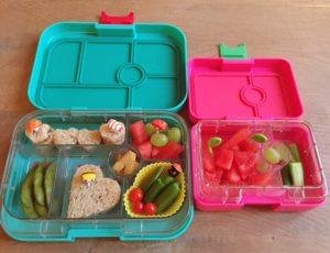 Yumbox mini lunch meenemen panino classic vakken