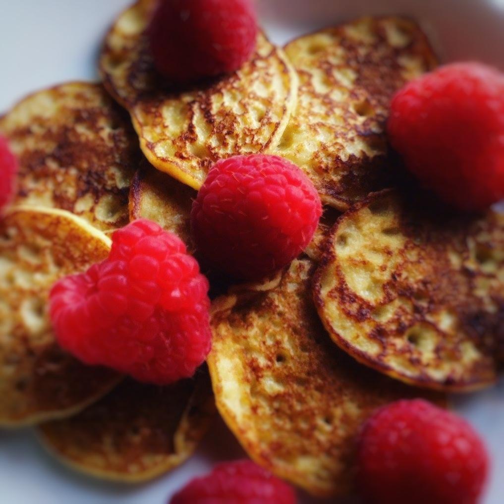 gezonde pannenkoeken recepten