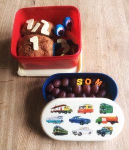 De Leukste Lunch blog rekenen eten verdelen kids kinderen