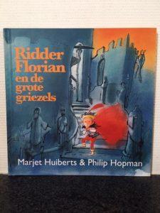 Boek Ridder Florian Philip Hopman Marjet Huiberts winactie winnen Kinderboekenweek
