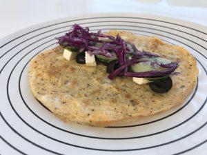Gezonde tussendoortjes zonder suiker op school omeletrolletjes lunch