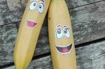 Tips pauzehap tienuurtje school kinderen De Leukste Lunch gezond fruit groente banaan