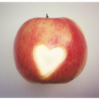 Dag van de Leraar lunch juf meester school bentobox kinderen appel hartje