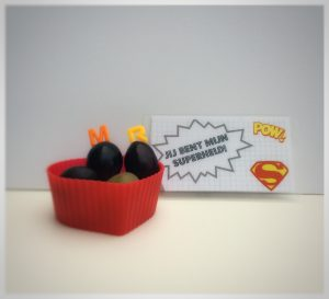 Dag van de Leraar lunch voor leerkrachten juf meester school bentobox kinderen leuke lunchtrommel