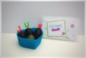 Dag van de Leraar lunch voor leerkrachten juf meester school bentobox kinderen verrassen broodtrommel