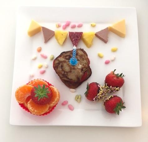 kinderverjaardag ontbijt lunch bento