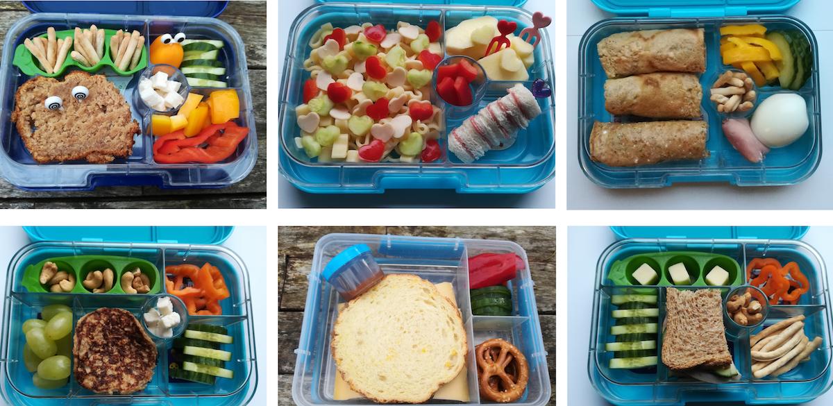 bento lunch voor tieners lunchbox