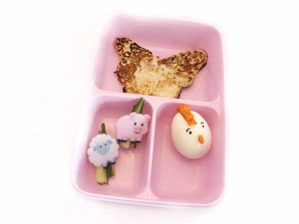 lente bento lunch broodtrommel