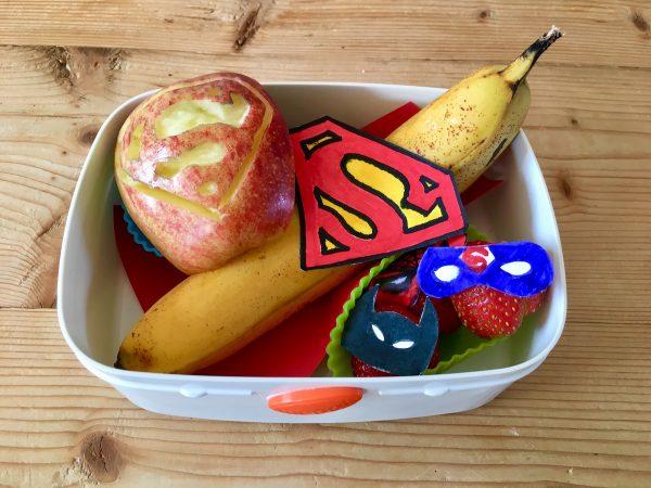 superhelden bento
