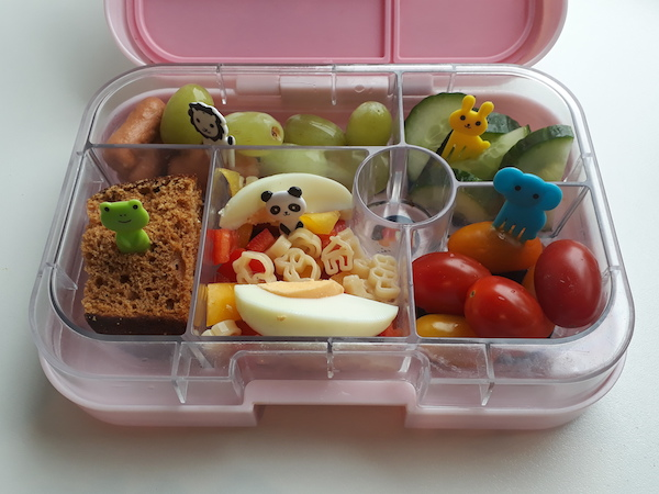 dieren bento lunchtrommel
